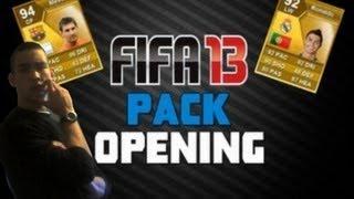 RAHAA PALAA! | Fifa 13 - Pack Opening