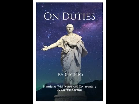 Book Review: On Duties - Translated by Quintus Curtius