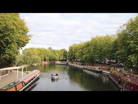 Little Venice London Canals, Boat trips, The Warwick Castle Pub