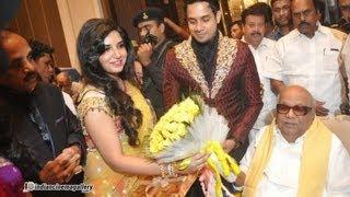 Actor Bharath Wedding  Reception Part - 2