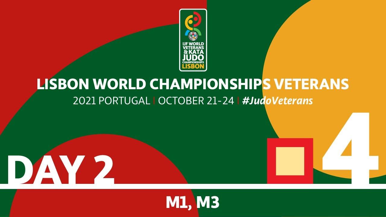 Download Day 2 - Tatami 4: World Championships Veterans 2021