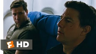Jack Reacher: Never Go Back (2016) - Flight Fight Scene (5/10) | Movieclips