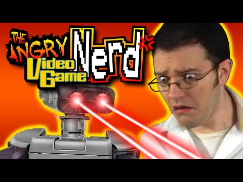 R.O.B. the Robot - Angry Video Game Nerd - Episode 100