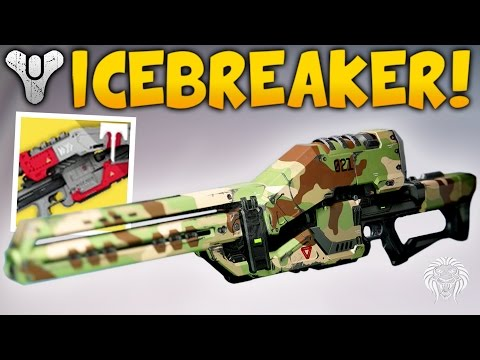 how to get icebreaker year 3