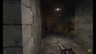 Return to Castle Wolfenstein - Platinum Edition Level 1 Escape