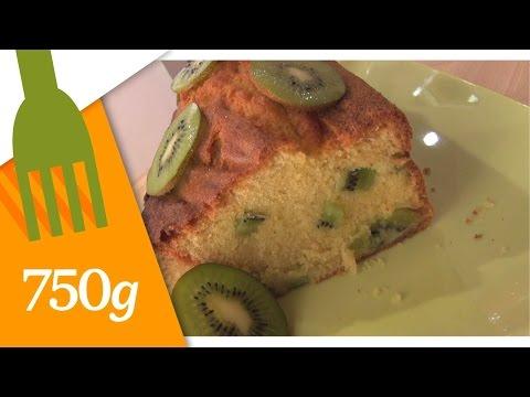 recette-de-quatre-quarts-au-kiwi---750g