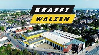 Krafft Walzen aus Düren  Imagefilm 2018