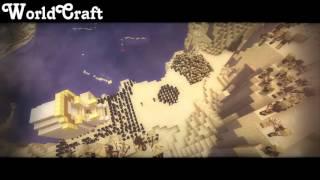 Клип Minecraft''300 СПАРТАНЦЕВ!'' Music Video #91