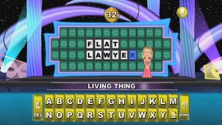 TheRunawayGuys - Wheel Of Fortune (Wii) - Game 2 Best Moments