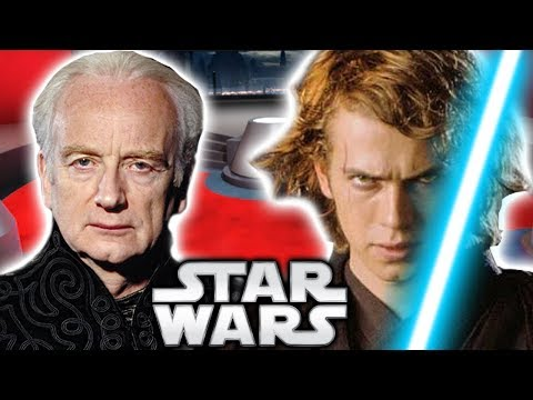 What if Anakin KILLED Palpatine in Revenge of the Sith? - Star Wars Theory (FAN-FIC)