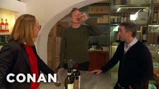 #ConanItaly Preview: Conan & Jordan's Italian Road Trip