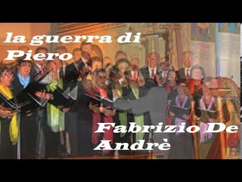 Fabrizio de andr la guerra di piero emi music piero 39 s war coro aurora el andrea arnaboldi - La finestra di fronte andrea guerra ...