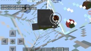 Играем в SkyWars в Minecraft PE - лаги,тормоза) #1(, 2015-05-17T15:37:28.000Z)