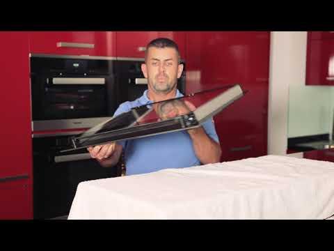 Miele | How To Remove Oven Door