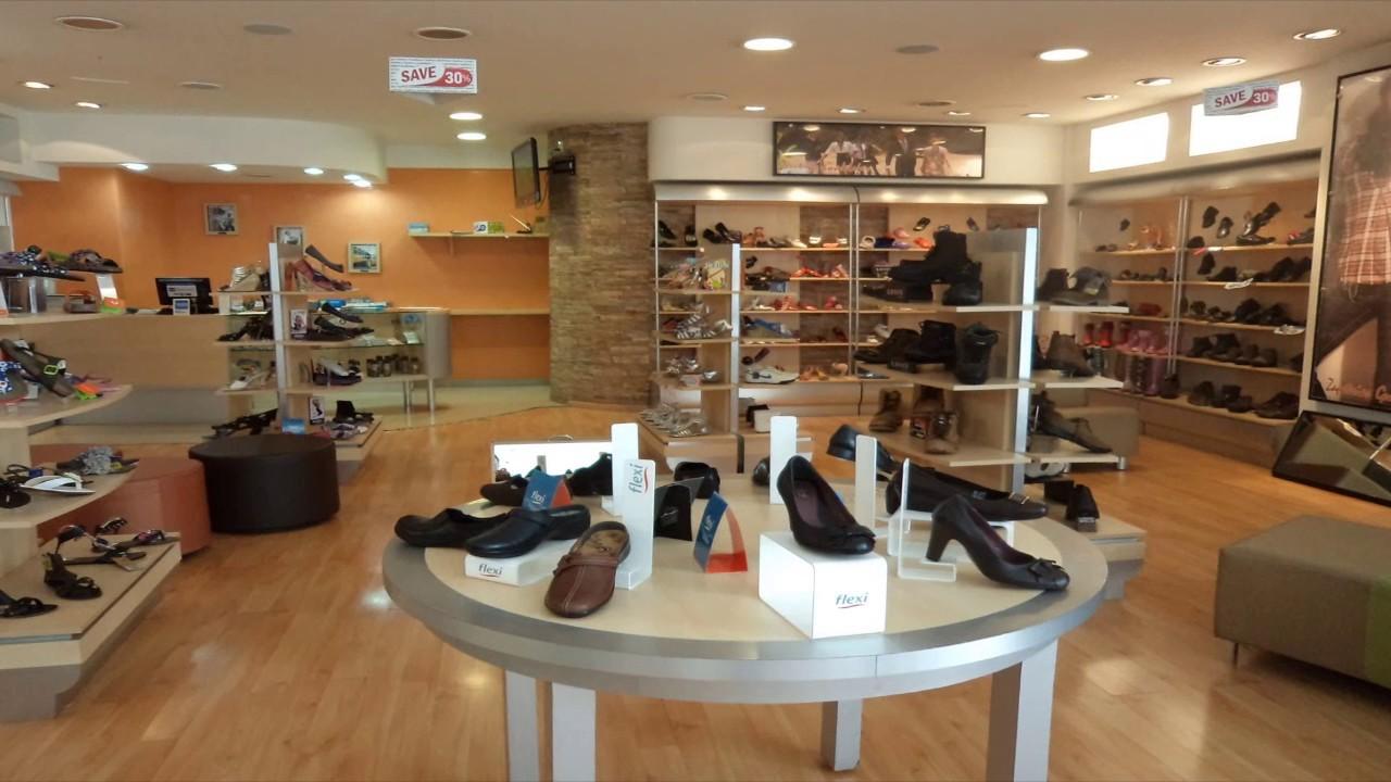1668e5aadd4 Montar una zapatería o tienda de zapatos - YouTube