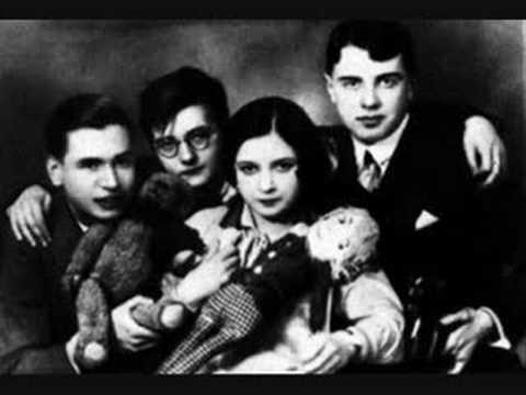 Shostakovich - 4 songs, Op. 86 - Part 1/4