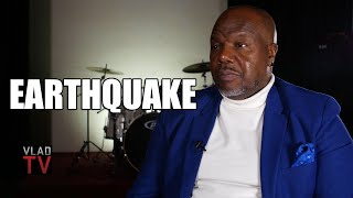 Earthquake: I'm a Snitch, I'd Tell on My Mama, if They Catch Me They Caught Us (Part 10)