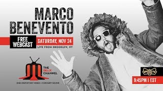 Marco Benevento :: 11/24/18 :: Brooklyn Bowl :: Ful Show