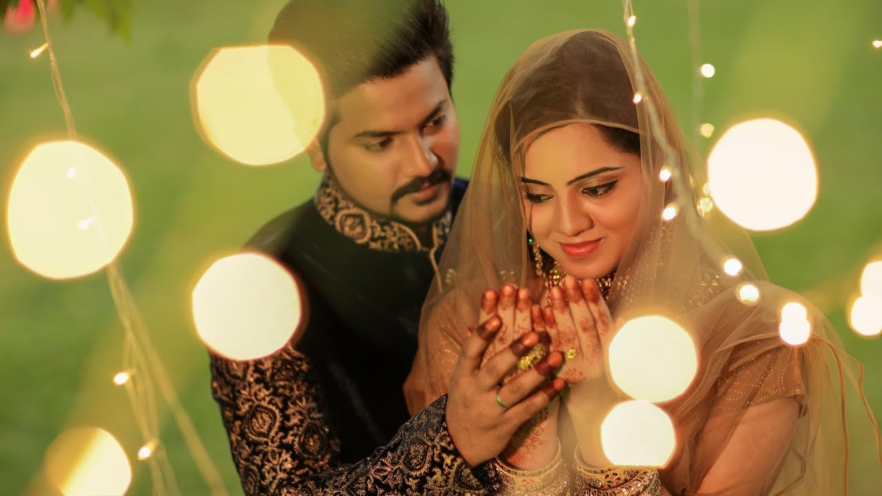 Vijay TV Azhar & Jajitha Wedding Teaser | ISWARYA PHOTOS