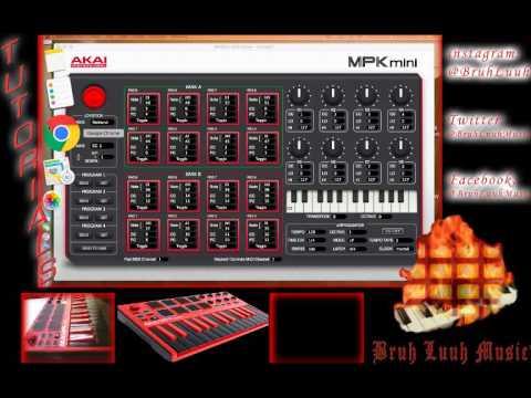 bruh luuh live stream akai mpk mini mkii mk2 editor tutorial by rh youtube com mpk mini mk2 editor manual mpk mini mk2 editor manual