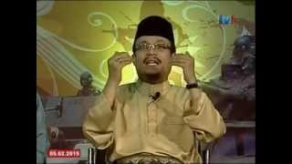 Forum Perdana Ehwal Islam Terbaru Ustaz Kazim Elias Selami Hakikat Hidup 5 Februari 2015