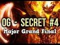 Team Secret vs OG Dota 2 Frankfurt Major Grand Final Game 4