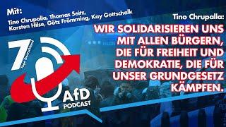 7 Tage Deutschland – der Wochenendpodcast der AfD vom 20.11.2020
