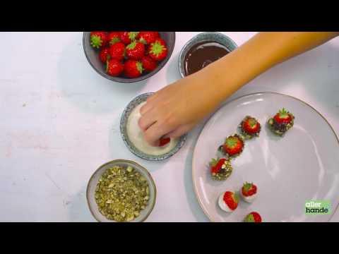 Liefde voor aardbeien - Allerhande
