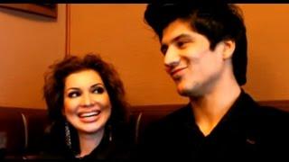 Райхон ва Йигит Али билан видео интервью 2013