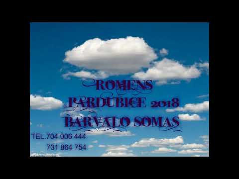 ROMENS PARDUBICE 2018 Barvalo somas.