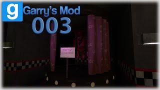 Let's Play Together Garry's Mod #003 [DEUTSCH][HD+] | Five Nights at Freddy's -  Foxy ist zu besuch