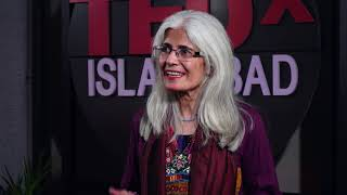 Environmental Journalist: Living in a climate of war | Afia Salam | TEDxIslamabadStudio