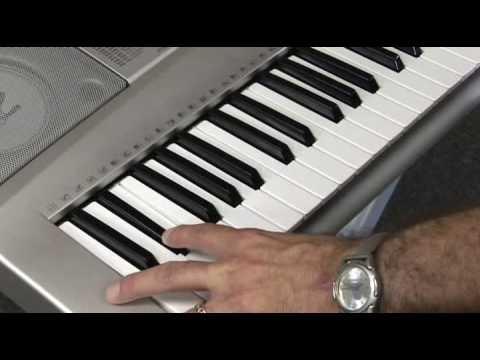 Part 3 yamaha keyboard quick start guide keyboard for Yamaha keyboard parts