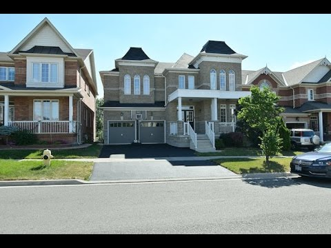 117 Smoothwater Terrace Markham Open House Video Tour