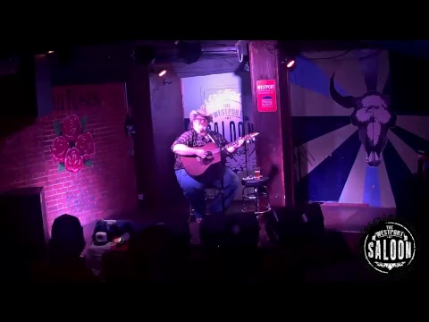 Joshua Ray Walker Live at The Westport Saloon