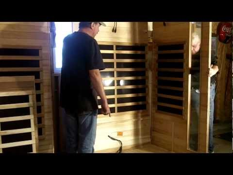 Infrared Sauna Before and After - Are Infrared Saunas Easy To Assemble?