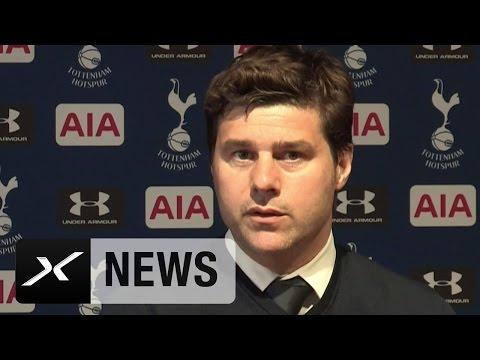 "Mauricio Pochettino: ""Müssen uns verbessern""    Tottenham Hotspur - FC Southampton 1:2"