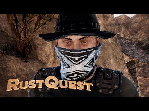 RustQuest | Ep. 7 - OUTLAW CAMP (Rust D&D) thumbnail