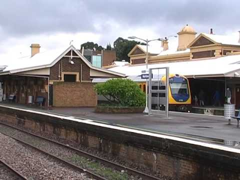 Newcastle and Hunter Valley Trains 2010 Coal, Intermodal and