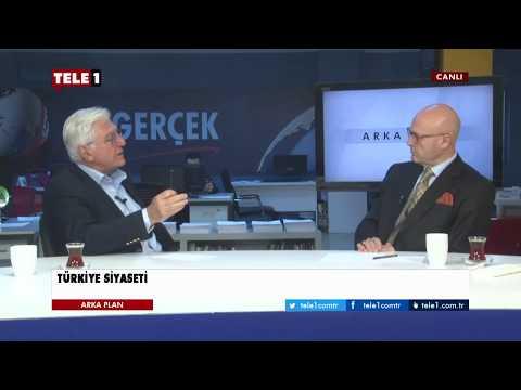 Arka Plan - Erol Mütercimler (17 Aralık 2017) | Tele1 TV