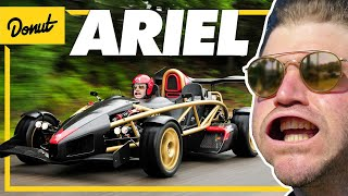 ARIEL ATOM - Everything You Need To Know | Up To Speed