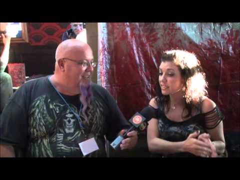 Tiffany Shepis Interview at Mile High Horror Film Festival