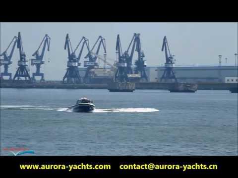 Patrol boat alu 11,3m