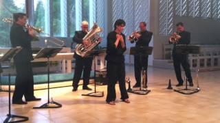 Wachet Auf - Boston Brass Live
