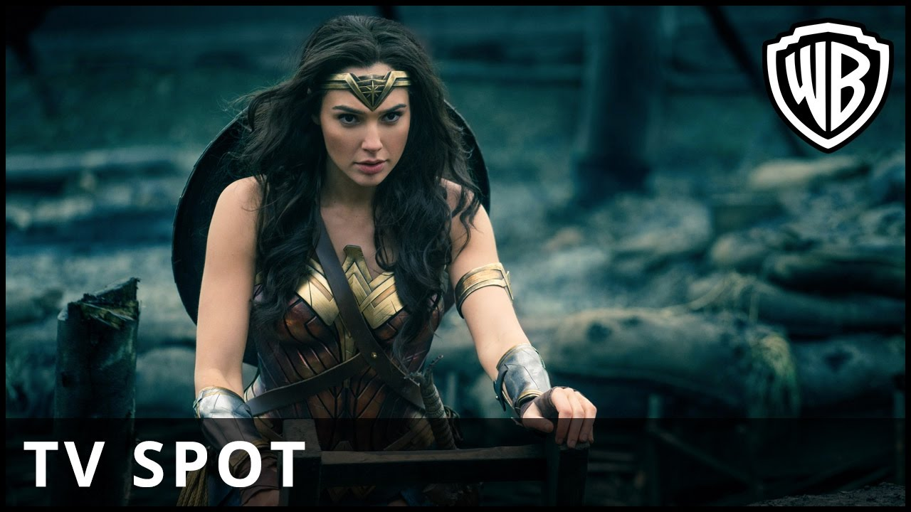 Bangg Bros wonder woman - bang bang tv spot - warner bros. uk