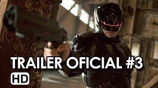Robocop - trailer #3 legendado (2014) hd