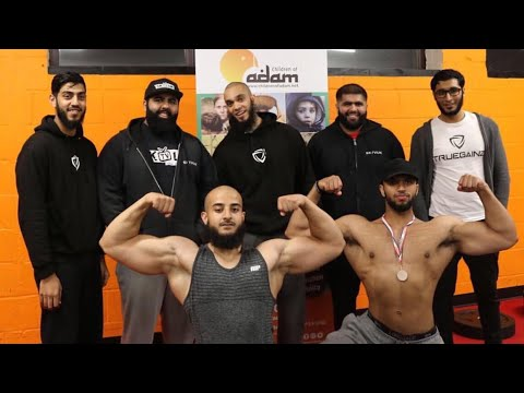 TRUEGAINZ IRON PARTY PETERBOROUGH   POWERLIFTING AND POUND FOR POUND WEIGHTLIFTING   MOTIVATION 2018
