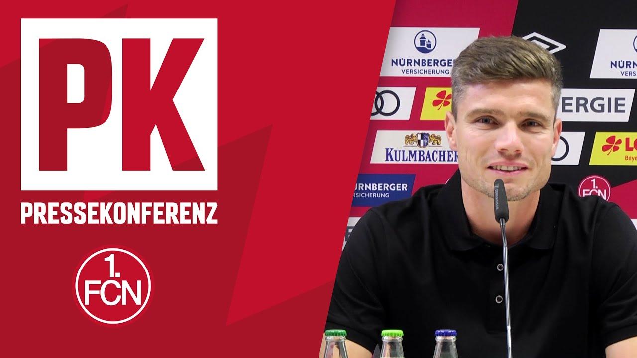 Download Die Vorstellungs-PK mit Robert Klauß & Dieter Hecking im Re-Live | Neuer Trainer | 1. FC Nürnberg