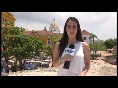 Hoy es noticia la firma del acuerdo de paz entre el Gobierno y las Farc en Cartagena