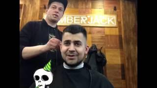 Стрижка в Lumberjack Barberhouse(, 2016-04-02T15:04:40.000Z)